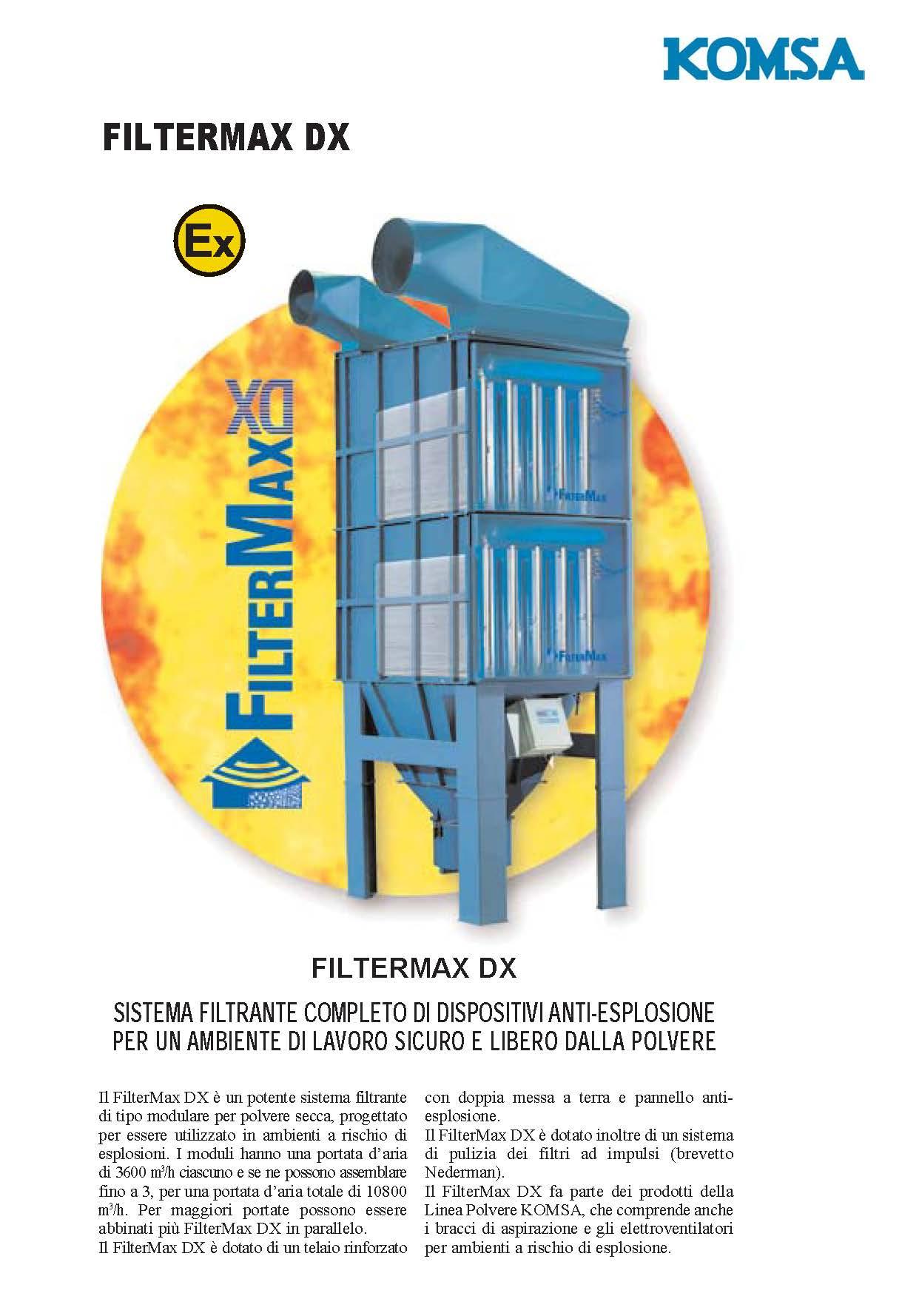 Filtermax DX