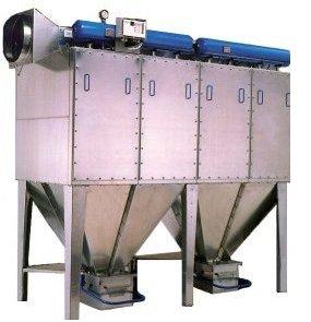 Filtri depolveratori bassa pressione per Impianti Centralizzati superiori a 3000 m3/h
