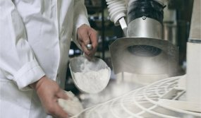 Komsa Impianti Aspirazione per Industria Farine Zuccheri